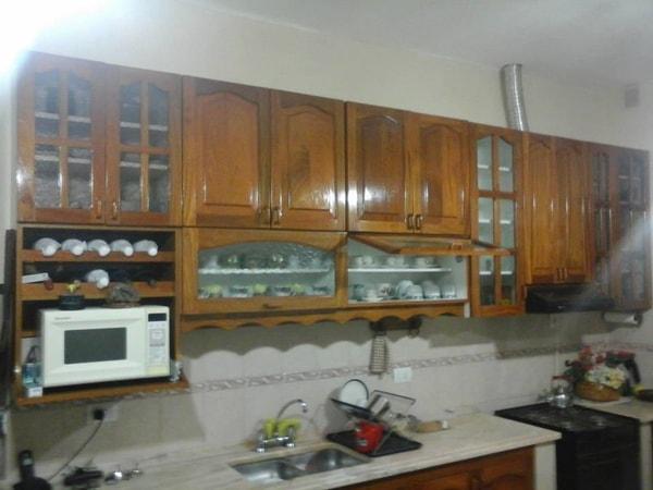 Muebles de cocina con diseño a medida
