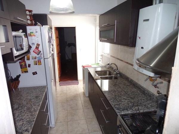 Mueble de cocina de departamento