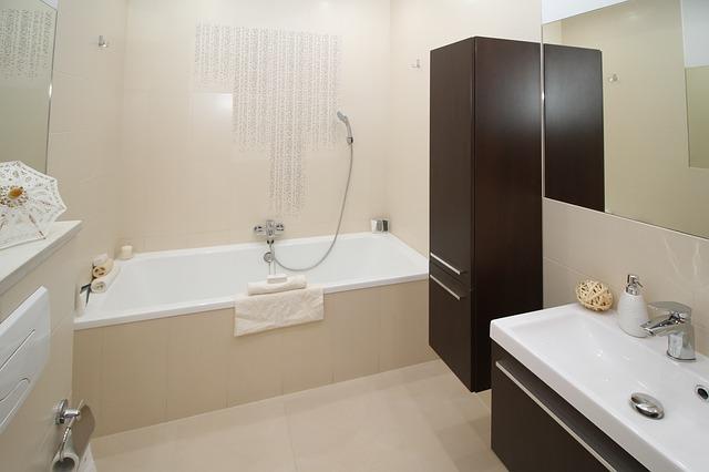 muebles flotantes baño